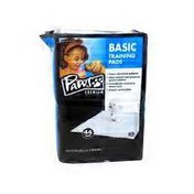 Paws Happy Life Puppy Training Pads Basic