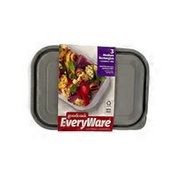 GoodCook 4-Cups Medium EveryWare Rectangle Food Storage Containers