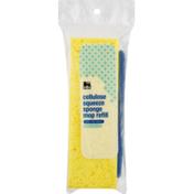 Food Lion Mop Refill, Cellulose Squeeze Sponge, Bag