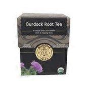 Buddha Teas Organic Herbal Burdock Root Tea