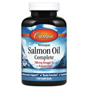 Carlson Labs Salmon Oil Complete
