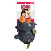 Kong Co. Extra Small Phatz Rhino Dog Toy