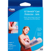 Carex Cast Protector, Arm, 20 Inch