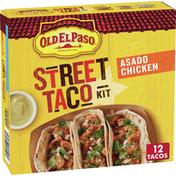 Old El Paso Street Taco Kit, Asado Chicken