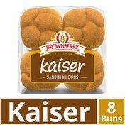 Brownberry/Arnold/Oroweat Specialty Kaiser Sandwich Buns