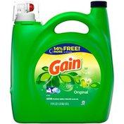 Gain Liquid Original, 110 Loads Laundry Detergent