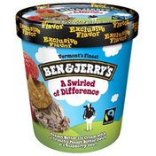 Ben & Jerry's Ice Cream A Swirled Of Difference