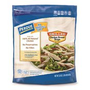 Perdue Grilled Chicken Breast Strips Fully Cooked