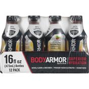 BODYARMOR Sports Drink, Berry Lemonade, Superior Hydration, 12 Pack