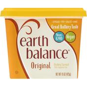 Earth Balance Buttery Spread, 78% Vegetable Oils, Original