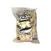 Yum Yum Fish Crackers