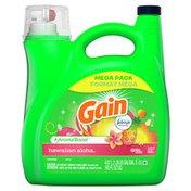 Gain Aroma Boost Liquid Laundry Detergent, Hawaiian Aloha Scent