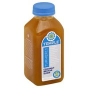 Temple Turmeric Elixir, Coconut Nectar