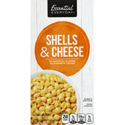 Essential Everyday Shells & Cheese