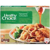 Healthy Choice Sesame Chicken Complete Meals