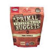 Primal Freeze-Dried Feline Pork Formula Pet Foods