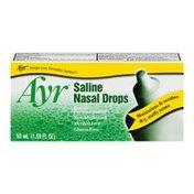 Ayr Saline Nasal Drops