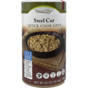 Nature's Place Steel Cut Quick Cook Oats