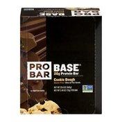 PROBAR Base Protein Bar Cookie Dough - 12 CT