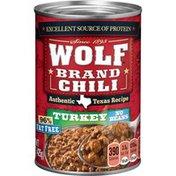Wolf Brand Brand Chili Turkey Chili With No Beans