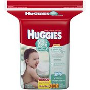 Huggies One & Done Refreshing Refill Baby Wipes