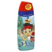 Disney Body Wash Shampoo Conditioner, Jake and the Neverland Pirates, Berry Treasure