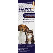 Sergeant's Pronyl OTC, Flea & Tick Spray for Dogs & Cats