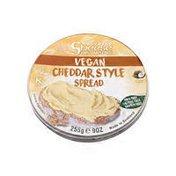 Sheese Cheddar Style Spread