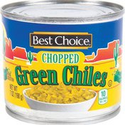 Best Choice Chopped Green Chiles