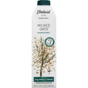 Elmhurst Milked Oats, Unsweetened