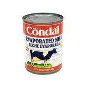 Condal Evaporated Milk