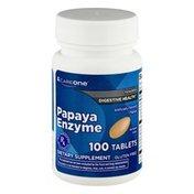 CareOne Papaya Enzyme - 100 CT