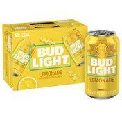 Bud Light Lemonade, Cans