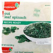 Brookshire's Cut Leaf Spinach