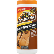 Armor All Wipes, Leather Care
