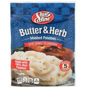 Shurfine Butter & Herb Mashed Potatoes