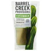 Barrel Creek Provisions Probiotic, Cucumber