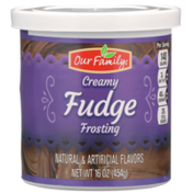 Our Family Creamy Fudge Frosting