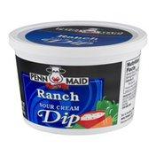 Penn Maid Dairy Dairy Sour Cream Dip Ranch