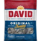 DAVID Seeds Jumbo Sunflower Seeds Original