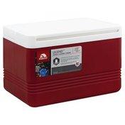 Igloo Cooler, Red, 9 Quart