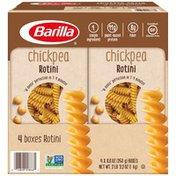 Barilla® Barilla Chickpea Pasta, Gluten Free Pasta, Rotini (Pack of 4)
