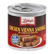 Libby's Chicken Vienna Sausage