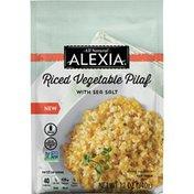 Alexia Riced Vegetable Pilaf