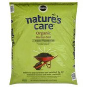 Miracle Gro Garden Soil, Organic, with Water Conserve