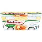 Fleischmann's Unsalted Soft Spread Twin Pack