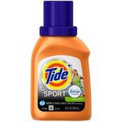 Tide Plus with Febreze Sport Active Fresh Laundry Detergent