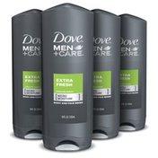 Dove Body Wash Extra Fresh