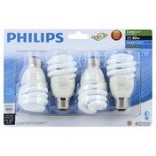Philips Light Bulb, Daylight Deluxe, 13 Watts