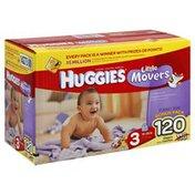 Huggies Diapers, Size 3 (16-28 lb), Disney Winnie the Pooh, Bonus Pack